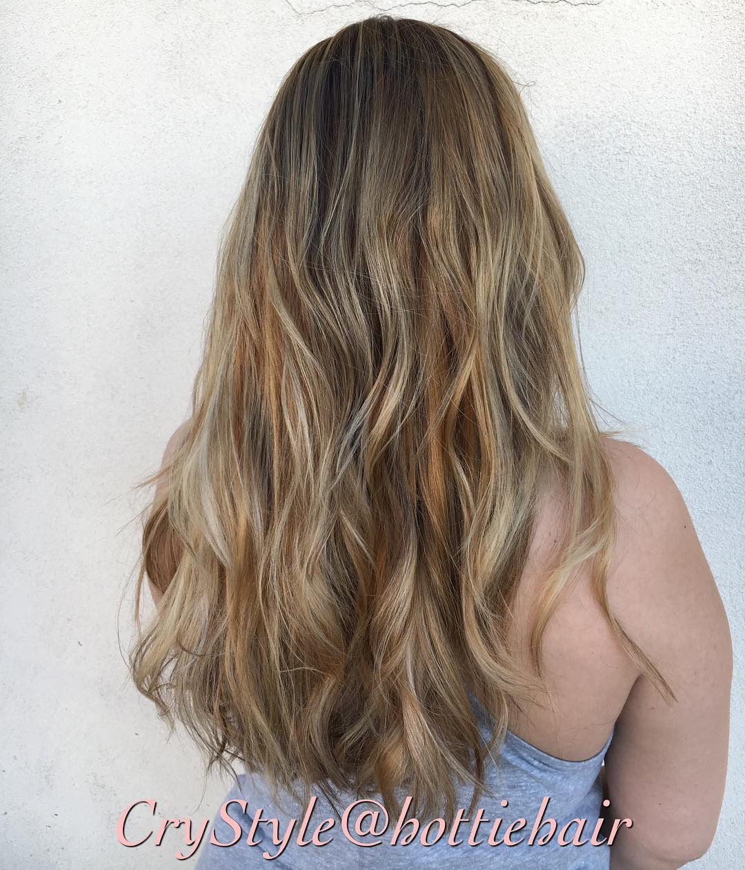Halo Hair Extensions Dimensional Balayage Of Rich Colors Is Real